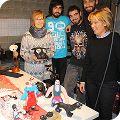 """Animac starts the """"Filming and post-production of a stop-motion animated short"""" workshop"""
