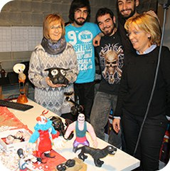 "Animac starts the ""Filming and post-production of a stop-motion animated short"" workshop"